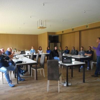 Wyjazd szkoleniowo - integracyjny ROS POLSKA